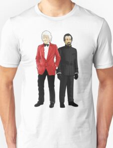 Doctor Who - Third Doctor and The Master T-Shirt