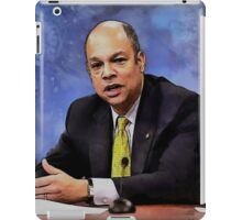 Jeh Johnson iPad Case/Skin