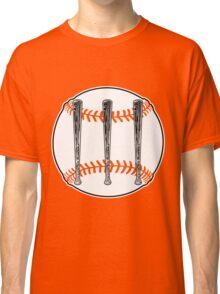 Jack White III - Baseball Logo (San Francisco Giants Edition) Classic T-Shirt