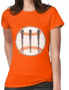 Jack White III - Baseball Logo (San Francisco Giants Edition) Womens Fitted T-Shirt