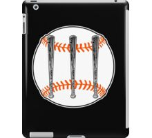 Jack White III - Baseball Logo (San Francisco Giants Edition) iPad Case/Skin