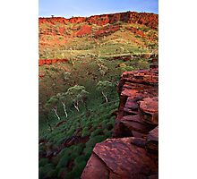 The Painted Pilbara Photographic Print