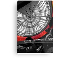 Coops Leadpipe and Shot Tower Metal Print