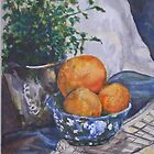 Oranges and Coriander by Peter Johnson