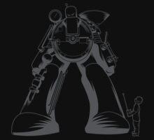 PROBOT by Scott Robinson Kids Tee