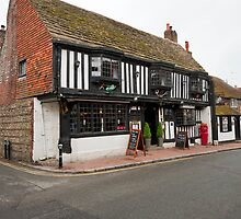 The Star Inn: Alfriston, East Sussex, UK. by DonDavisUK