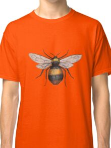 A painting of a bumblebee Classic T-Shirt
