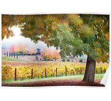 Boynton's Feathertop Winery #4 Poster