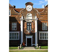 Christchurch Mansion, Ipswich, Suffolk Photographic Print