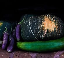 Mixed Vegetables by emmelined