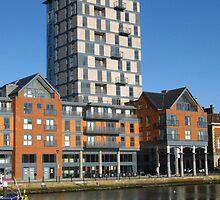 Appartments, Ipswich Waterfront by wiggyofipswich