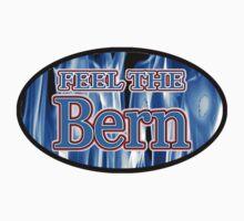 FEEL THE BERN - 2016 BERNIE SANDERS FOR PRESIDENT Kids Tee