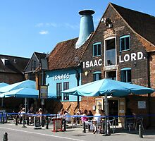 Isaacs formerly The Vaults, Ipswich by wiggyofipswich