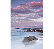 Albany Sunset Photographic Print