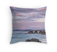 Albany Sunset Throw Pillow