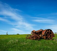 Remnants of Yesteryear by LizSB