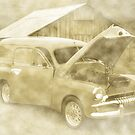 Classic in Sepia by Keith Hawley