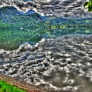 HDR. Cloudy Reflection. by Daidalos