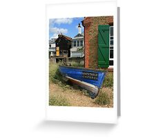 Whitstable Oyster Co Greeting Card