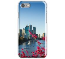 Springtime in the City iPhone Case/Skin