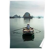 Ha Long Bay, Viet Nam Poster