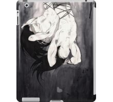 What You Deserve iPad Case/Skin