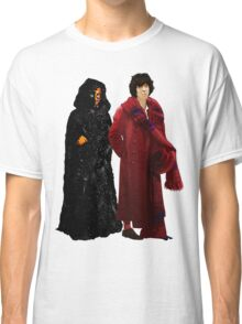 Doctor Who - Fourth Doctor and The Master Classic T-Shirt