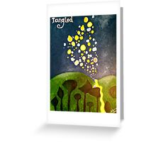 Tangled Greeting Card