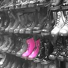 Boots by Kylie Roberts