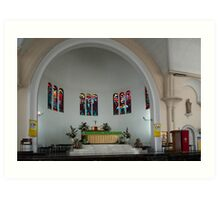 Cathedral of St John Art Print