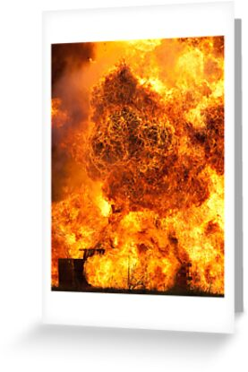Explosion! by David de Groot