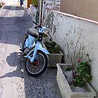 Selena Bike - Santorini by kelliejane