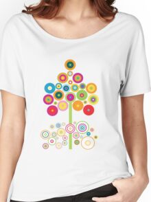 colors tree Women's Relaxed Fit T-Shirt
