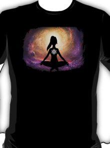 Naturalist Meditation (female version) T-Shirt