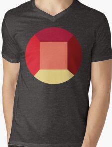 Ruby's Gem Mens V-Neck T-Shirt