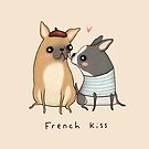 French Kiss by Sophie Corrigan