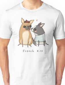 French Kiss Unisex T-Shirt
