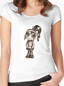 Vanellope Von Sweetz Women's Fitted Scoop T-Shirt