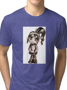 Vanellope Von Sweetz Tri-blend T-Shirt