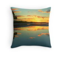 Nudgee Throw Pillow