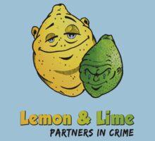 Lemon and Lime Baby Tee