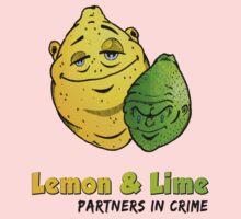 Lemon and Lime One Piece - Long Sleeve