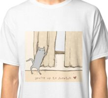 Cat Approval Classic T-Shirt