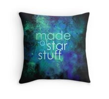 star stuff Throw Pillow