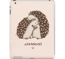 Hedgehugs iPad Case/Skin