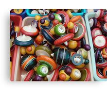 Toys Canvas Print