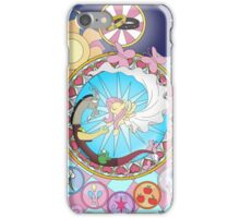 Fluttercord Stained Glass iPhone Case/Skin