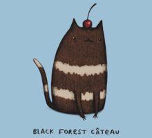 Black Forest Câteau One Piece - Short Sleeve