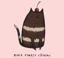 Black Forest Câteau One Piece - Short Sleeve