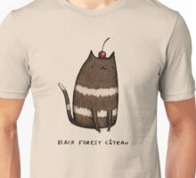 Black Forest Câteau Unisex T-Shirt